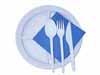 Одноразовая посуда и предметы сервировки оптом