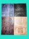 Обложка для паспорта ГЕРБ РОССИИ (кожа матовая*3 вида)№1001В