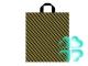 Пакет петл/р 40*44*6 Золотая полоса узкая