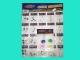 Глазки для игрушек ЦВЕТНЫЕ 5 размеров*20 пакетиков  №87/2