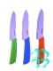 """Нож керамический """"6"""" (цветная ручка)"""