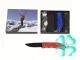 Нож складной перочинный мод.9014* 4шт №168/2