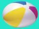 Мяч пляжный 51см Glossy Panel Intex(59020)