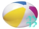 Мяч пляжный 61см Glossy Panal Intex(59030)