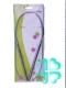 Спицы вязальные на тросике (80см)  р-р 6 №73
