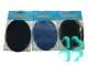 Заплатки джинсовые 10*12 см  -2 шт в пакете №198