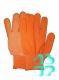 Перчатки нейлоновые с ПВХ /р-р 8 (оранжевые)