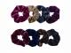 Резинка бархатная цветная №Н-231