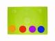 Лист силиконовый кухонный 60*40 (3 цвета) №159